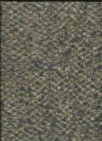Jungle Club Wallpaper Zigrino 05-Bronze By Wemyss Covers Wallcoverings